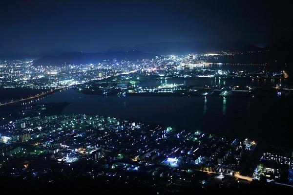 屋島の夜景00